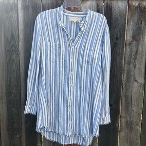 100% Authentic Cloth & Stone Hi-Low Hem Dress